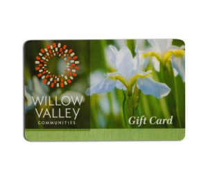 Willow Valley Gift Card